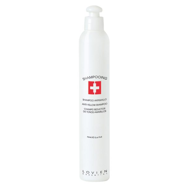 Shampoo anti giallo Lovien