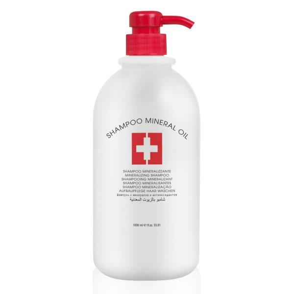 Shampoo riparatore mineral oil Lovien