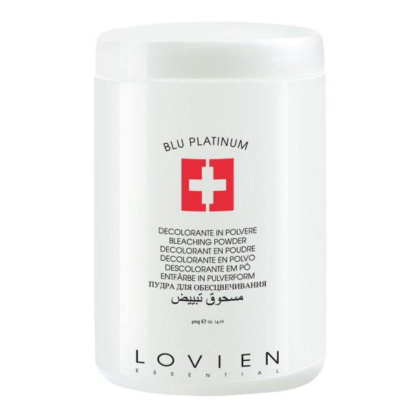 Decolorante polvere Blu Platinum Lovien