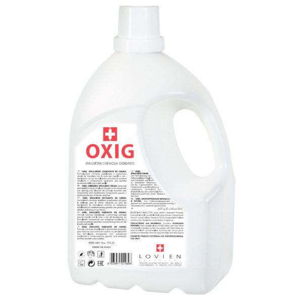 Emulsione ossidante OXIG Lovien 4 LT