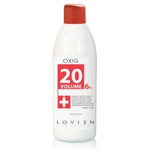 Emulsione ossidante OXIG 20 vol Lovien 1 LT