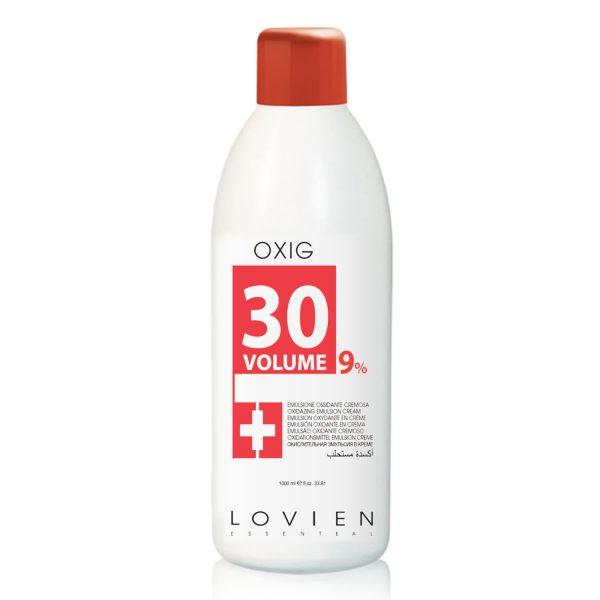 Emulsione ossidante OXIG 30 vol Lovien 1 LT