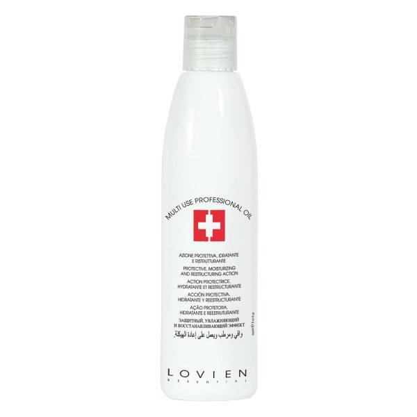 Olio multiuso per capelli professional oil Lovien