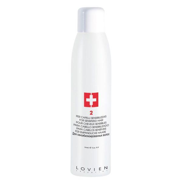 Lozione permanente capelli sensibili Lovien