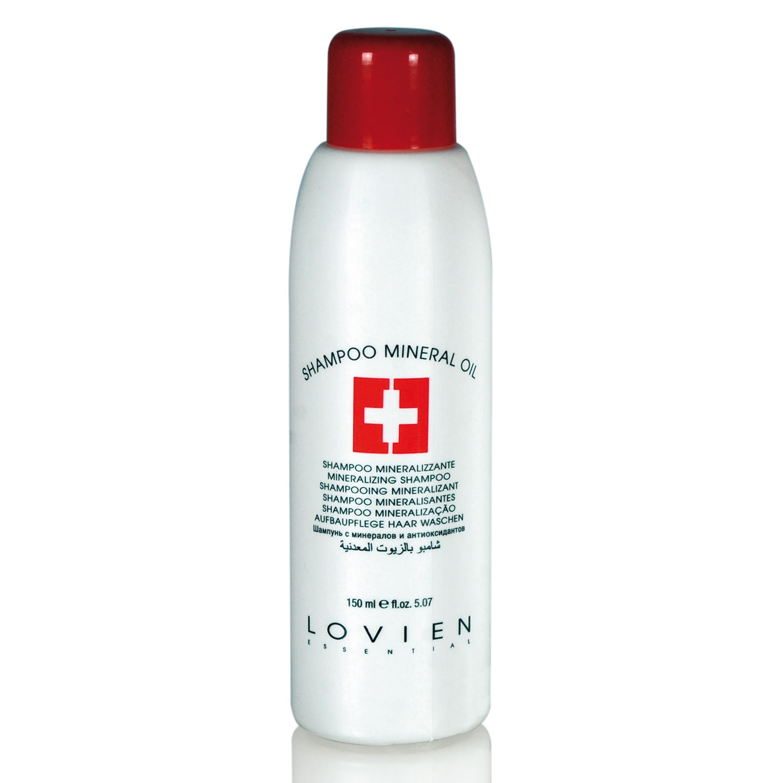 Shampoo Mineral Oil Lovien