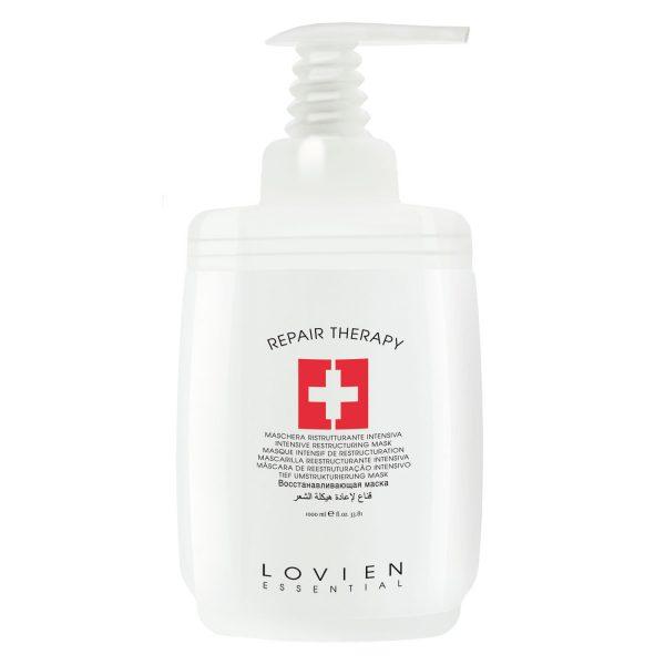 Maschera idratante e rinforzante Repair Therapy Lovien