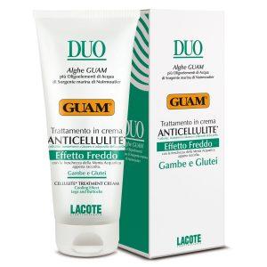 Crema anticellulite effetto freddo Duo Guam