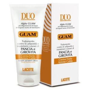 Crema snellente pancia girovita Duo Guam