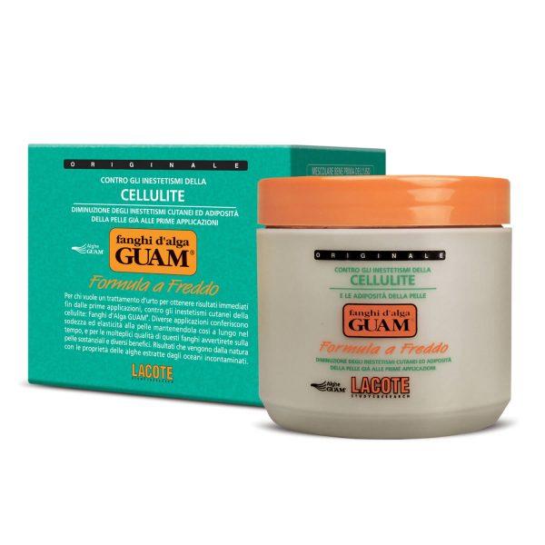Fanghi d'alga Guam formula a freddo 500 gr