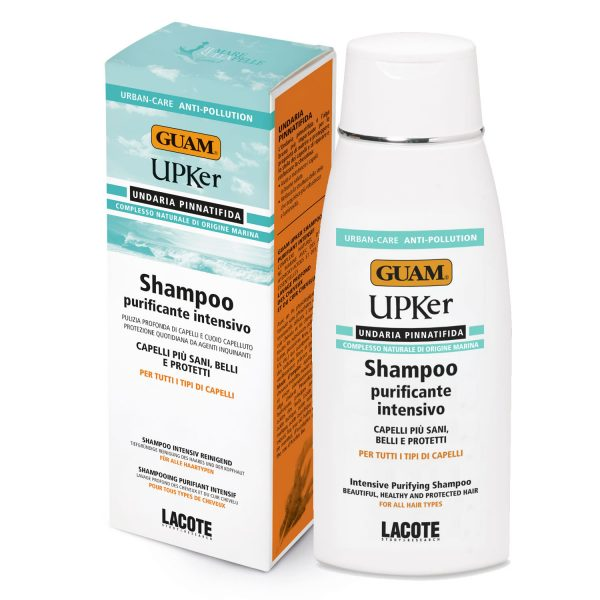 Shampoo purificante Urban Care Guam