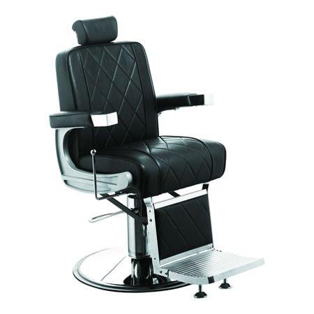 Poltrona da barbiere barber's chair iron Lovien