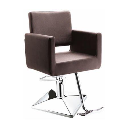 Poltrona da salone chair square Kleral