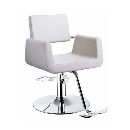 Poltrona da salone chair white Kleral