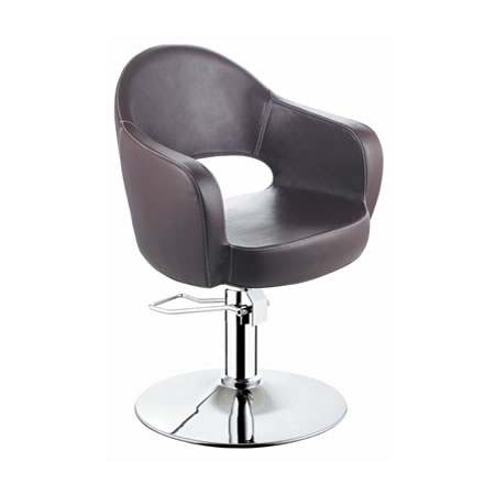 Poltrona da salone Chair Round Kleral