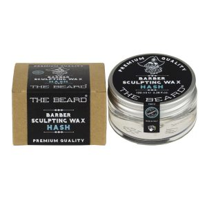 Cera per capelli HASH The Beard 100 ml