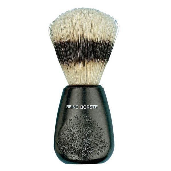 Pennello da barba setola cinghiale nero