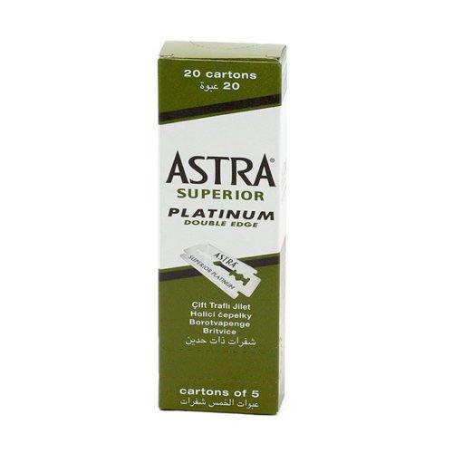 Lamette rasoio Astra Superior Platinum